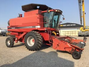 Case IH 2188 Combine for sale! Only 2,616 HOURS! MINT! $47,900!