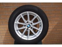 BMW Alloy Wheel.