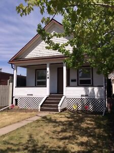 Recently-renovated House available now