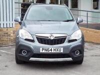2014 Vauxhall Mokka 1.4T Exclusiv 5 door 4WD Petrol Hatchback