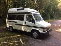 Talbot express Auto sleeper Harmony 4 berth camper van with power steering