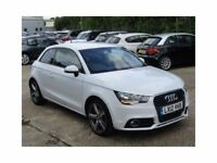 2012 AUDI A1 SPORT TFSI S-A 1.4,PETROL,AUTOMATIC,ROAD TAX £30,PARKING SENSORS,FSH,LONG MOT
