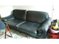 HUGE 8FT OLDRIDS SOFA & CHAIR