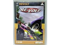 **SOLD** RE-VOLT - VINTAGE PC Cd Rom game