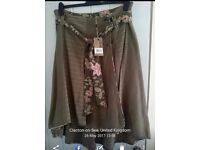Fat Face Skirt size 16 brand new