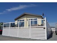 🌟STUNNING 40 X 20 LODGE FOR SALE Nr AMBLE BERWICK HAGGERSTON EYEMOUTH WHITLEY CRIMDON CRESWELL🌟