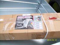 sealey folding frame bike cover new