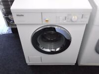 MIELE USED WASHING MACHINE+FREE BH ONLY POSTCODES DELIVERY,INSTALL & 3 MONTHS GUARANTEE