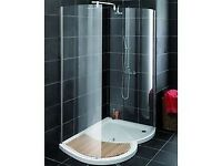 brand new shower enclosure and tray £150