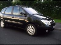 Renault Scenic 1.8 16v 2001 Dynamique +MPV Manual FULL DOCUMENTED SERVICE HISTORY PLUS CAM-BELT