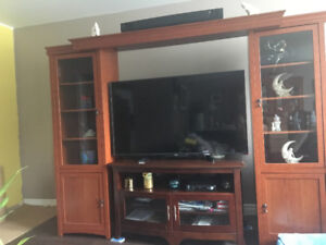 Entertainment Unit and TV Stand