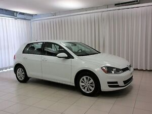 2017 Volkswagen Golf WOW! WHAT MORE DO YOU NEED?! TSI 5DR HATCH