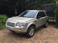 Landrover Freelander 2 GS TD4. Reliable capable 4x4.