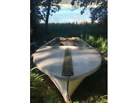 Fibreglass boat - FOR FREE - Buyer collects