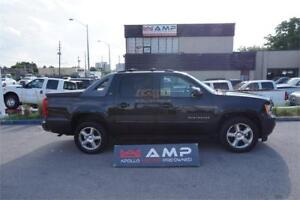 2010 Chevrolet Avalanche LT Alloys AWD 5.3L 100% APPROVED.