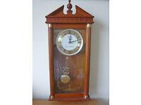 Seiko Chiming Pendulum Wall Clock