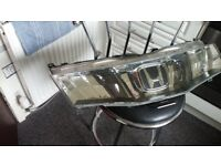 Honda Civic Ex i/vtec front grill as new all brackets/clips intact