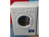 O575 white indesit 5kg 1400spin washer dryer comes with warranty can be delivered or collected