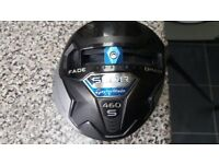 taylormade sldr driver 460 s £60