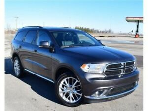 2016 Dodge Durango Limited AWD w/Dual DVD  Sunroof  w/Dual DVD