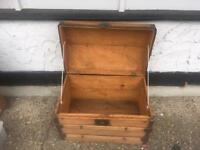 Dome chest