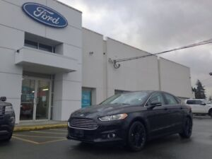 2014 Ford Fusion SE with Leather, BlindSpot Monitoring and Navig