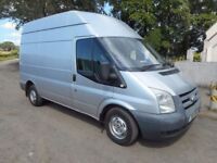 2007 FORD TRANSIT T280 2.2 TDCI M.W.B JUMBO HIGH ROOF