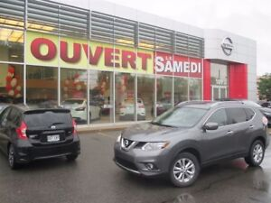 2015 Nissan Rogue SV + AWD + TOIT OUVRANT PANORAMIQUE
