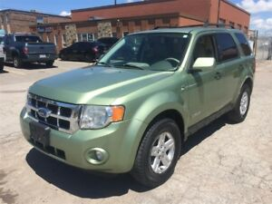 2008 Ford Escape LEATHER/NAV
