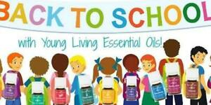 Back To School with Young Living Online Info session