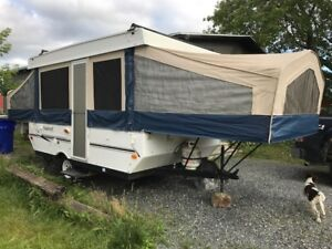 2006 Forest River Tent Trailer 4500 obo