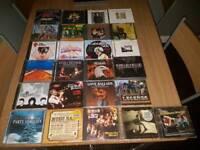 25 cd job lot various cd's