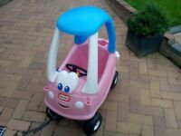 Little Tikes Cozy Coupe car