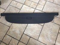 Audi A6 parcel shelf