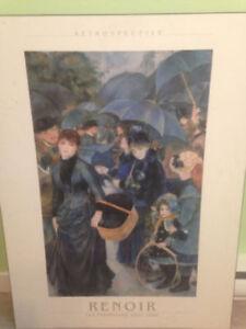 Renoir les parapluies