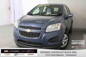 2013 Chevrolet TRAX FWD LS