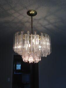 Smaller chandelier light