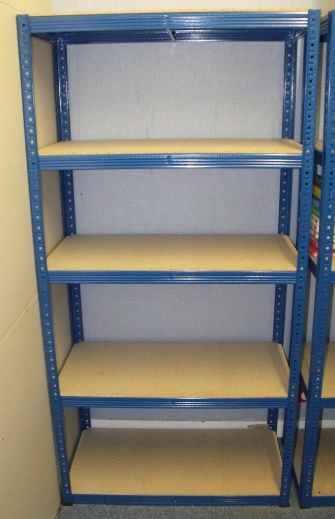 Racking BIG DUG Ultra 265kg Industrial Shelving - 5 shelves - 1800(h) x 900(w) x 450(d)