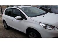 Peugeot 2008 1.2 vti 2015 5dr
