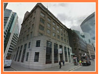 Serviced Offices in * Fenchurch Street-EC3M * Office Space To Rent