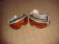 Two pairs of Smith Adult Skiing Goggles