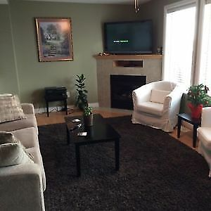 $100 a night or $1700.00 a month1br - Elite suite available Aug1