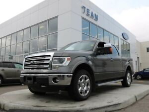 2014 Ford F-150 Fully loaded Lariat with Front Seat Bench