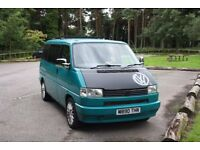 VW T4 Converted Camper Van READY TO JUST DRIVE AWAY!