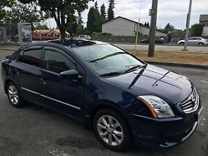 2011 Nissan Sentra 2.0 SL CVT + Tech Package + Low KMs