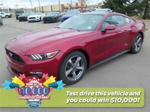 NEW 2017 Ford Mustang Ecoboost Premium Coupe