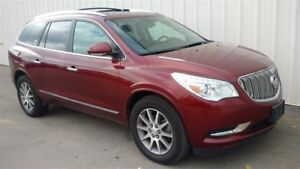 2017 Buick Enclave Leather | AWD | Sunroof | 7 Passenger |