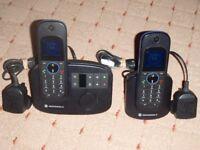motorola cordless telephones