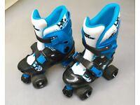 Kids roller skates size 10-13