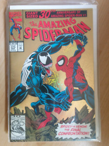 The amazing Spider-Man #375
